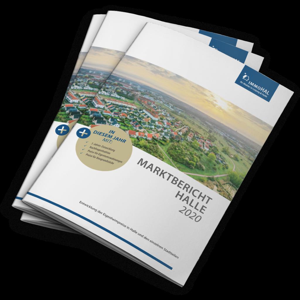 Immobilienmarktbericht Halle 2020